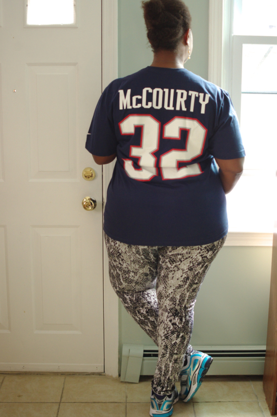 """They're Not Pants"" McCall's 6173 leggings  – Making the Flame 
