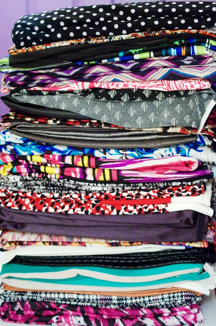 A small, small part of the Making the Flame fabric stash. Le sigh.