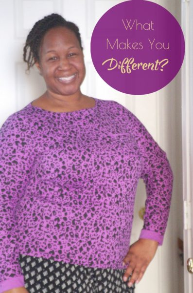 """What Makes You Different?"" Share your uniqueness on the blog! - Making the Flame 