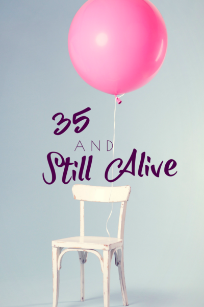 """35 and Still Alive"" – Making the Flame 