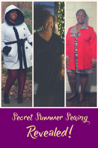 """Secret Summer Sewing"" allll the hiatus projects – Making the Flame 