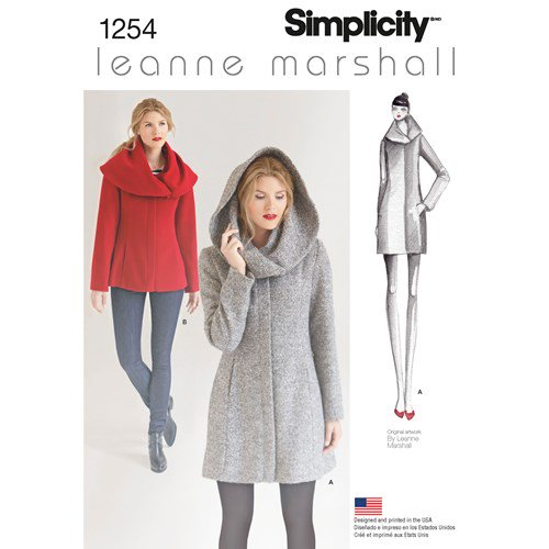 simplicity-jackets-coats-pattern-1254-envelope-front