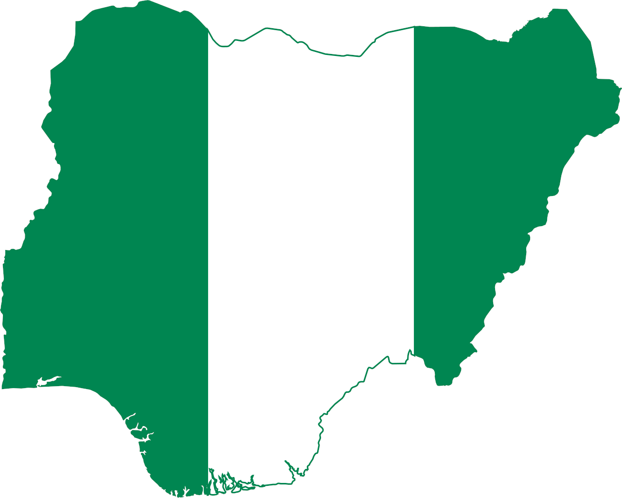 wikipedia-commons-flag-map-nigeria