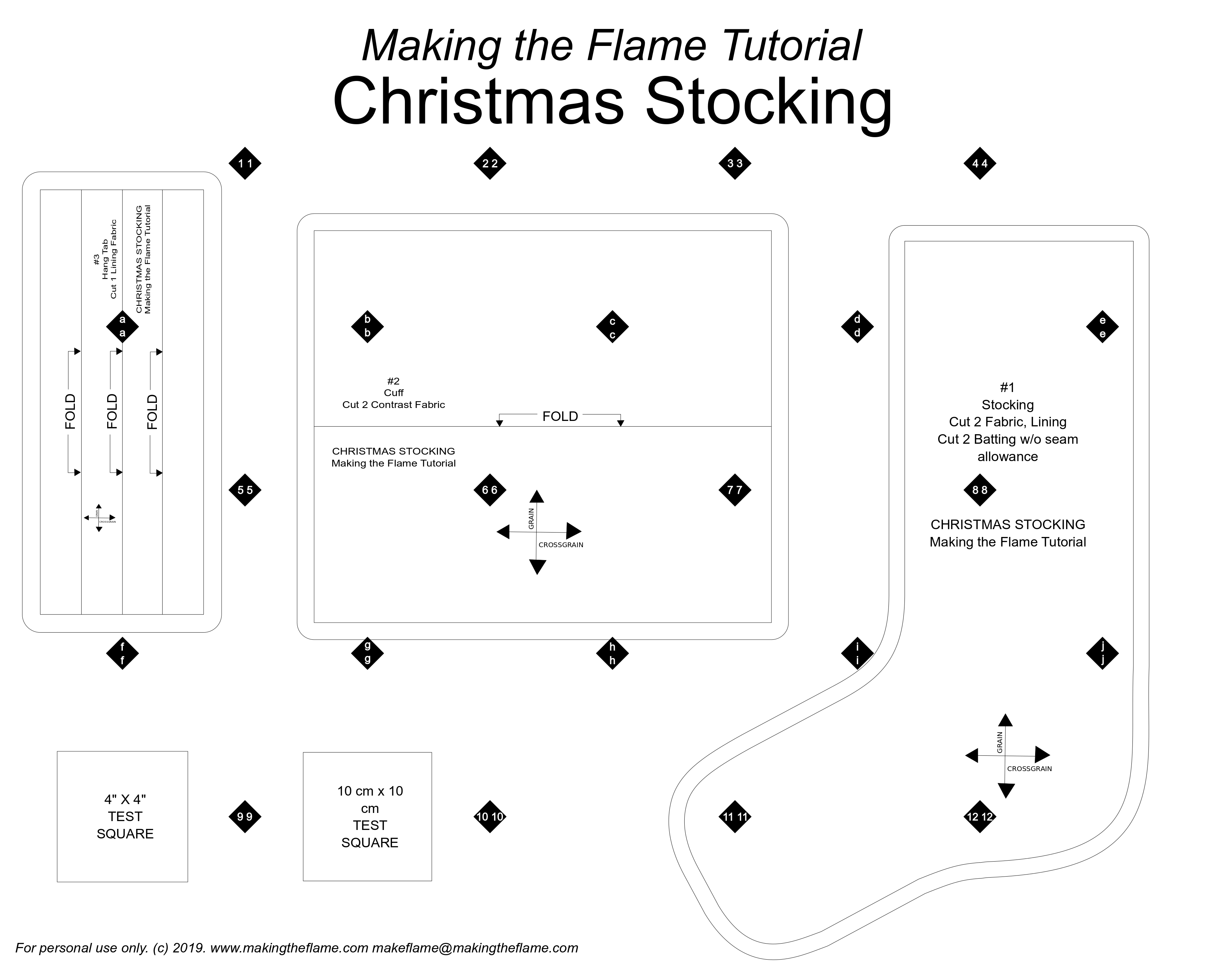 makingtheflame-sewing-tutorial-christmas-stocking-pattern-2019